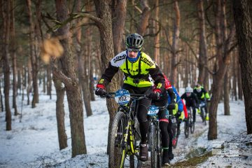 Zimowy Poland Bike Marathon w Markach