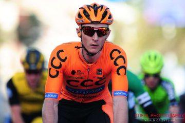 Clasica de Almeria: najlepszy Caleb Ewan, Marko Kump finiszuje na 6. miejscu
