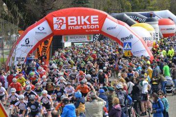 Bike Maraton 2018. W Miękini błoto już czeka