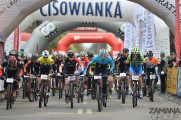 W Legionowie rusza Cisowianka Mazovia MTB Marathon