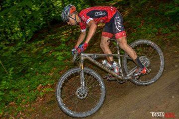 Górska i deszczowa edycja kolarskiego Bike Atelier MTB Maratonu w Brennej