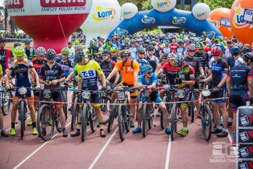 Relacja z LOTTO Poland Bike Marathon w Kozienicach