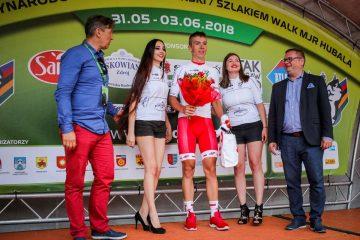 Wyścig Hubala 2018: Filip Maciejuk wygrywa w Busku Zdroju!