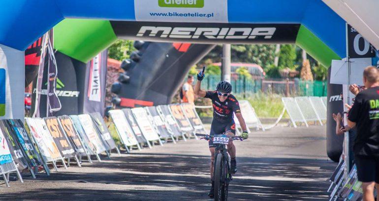 Gorąca edycja Bike Atelier MTB Maratonu w Olkuszu