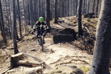 Garmin Enduro Race Brenna – kolarstwo górskie w czystej postaci!