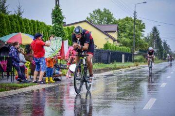 Garmin Iron Triathlon w Piasecznie dla Tomasza Brembora i Aleksandry Rudzińskiej!