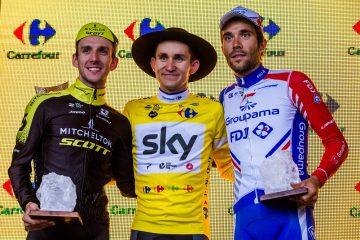 Michał Kwiatkowski zwycięzcą Tour de Pologne, ostatni etap dla Yatesa
