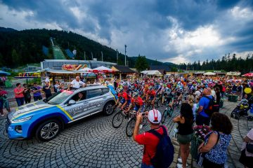 Preidler wygrywa szósty etap Tour de Pologne, Kwiatkowski powiększa przewagę