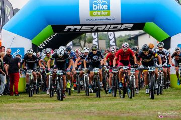 Zakończ wakacje na rowerze z Bike Atelier MTB Maratonem