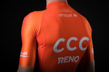 CCC Team Prezentuje Strój Etxeondo na Sezon 2019
