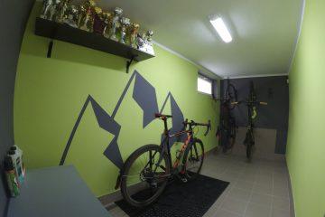 Michał Ficek radzi jak przechowywać rower zimą