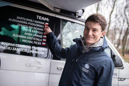 Bartłomiej Wawak drugi w klasyfikacji generalnej na Salamina Epic #1 By Alter Bike Tours