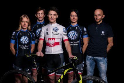 Volkswagen Samochody Użytkowe MTB Team rozpoczyna sezon z nowymi zawodnikami