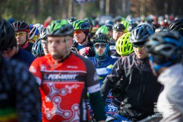 Zimowy Poland Bike Marathon w Kobyłce 3 marca