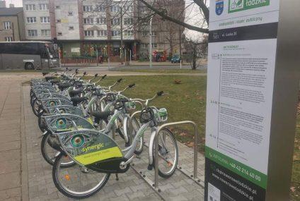 Od marca na Łódzkie Rowery Publiczne