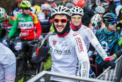 Relacja z Zimowego Poland Bike Marathon w Kobyłce