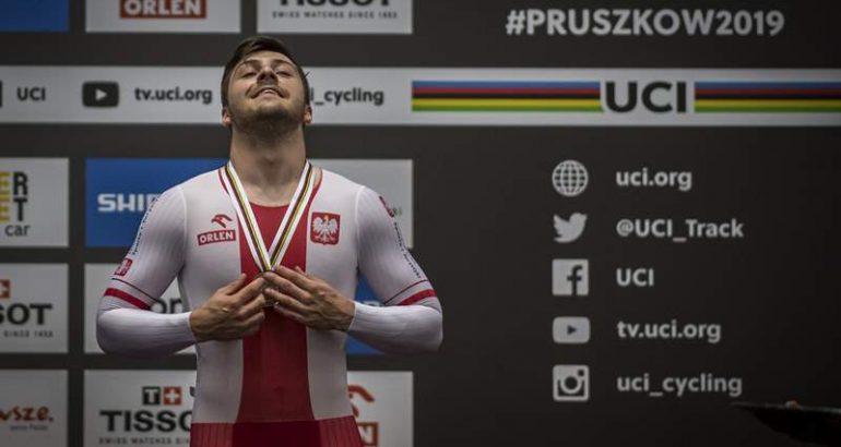 Brązowy medal Mateusza Rudyka w sprincie!