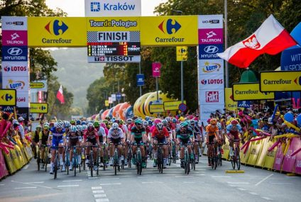 Znamy trasę 76. Tour de Pologne UCI World Tour