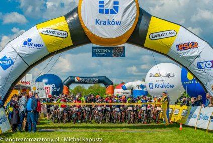 Maratony Rowerowe wystartowały! Batek i Ziółkowska najszybsi w Krakowie