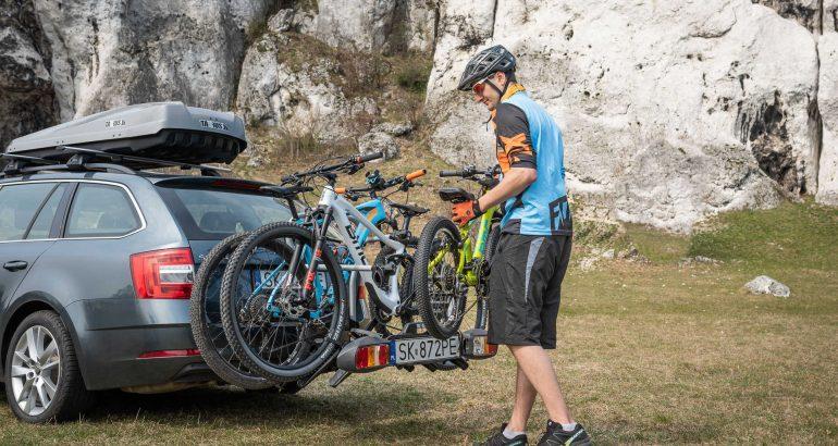 Taurus Velo Plus – nowe platformy rowerowe na hak