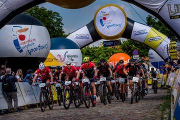 Wielki warszawski weekend rowerowy w Wilanowie