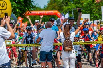 Tylko dla orłów – królewski maraton rowerowy w Mucznem