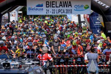Bike Maraton w Bielawie. Wakacyjny hit w Górach Sowich