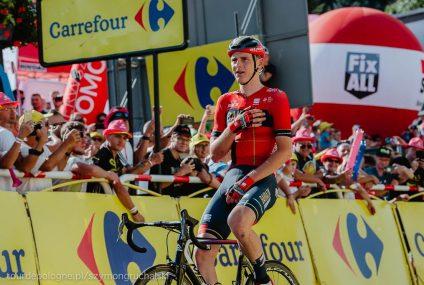 Mohoric najlepszy w Bukowinie, Sivakov zwycięzcą Tour de Pologne