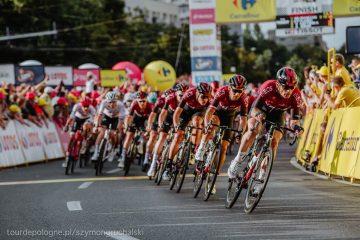 "Tour de Pologne: etap 5 Kopalnia Soli ""Wieliczka"" – Bielsko-Biała"