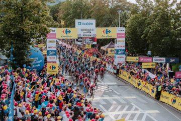 Tour de Pologne: Pascal Ackermann zwycięża w Krakowie [FOTO]
