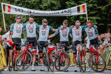 Czwarty etap Tour de Pologne UCI World Tour w smutku i żałobie