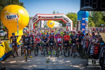 LOTTO Poland Bike Marathon w Markach