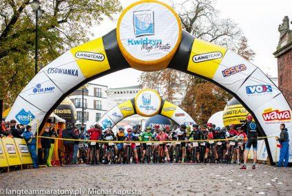 Wspaniałe zakończenie sezonu Maratonów Rowerowych w Kwidzynie