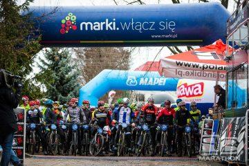 Inauguracja Zimowego Poland Bike Marathon w Markach