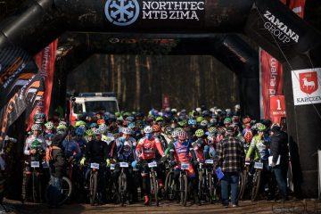 Przegonią zimę w Karczewie: finał Northtec MTB Zimą