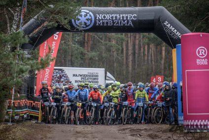 Relacja z Karczew Northtec MTB Zimą [FOTO]