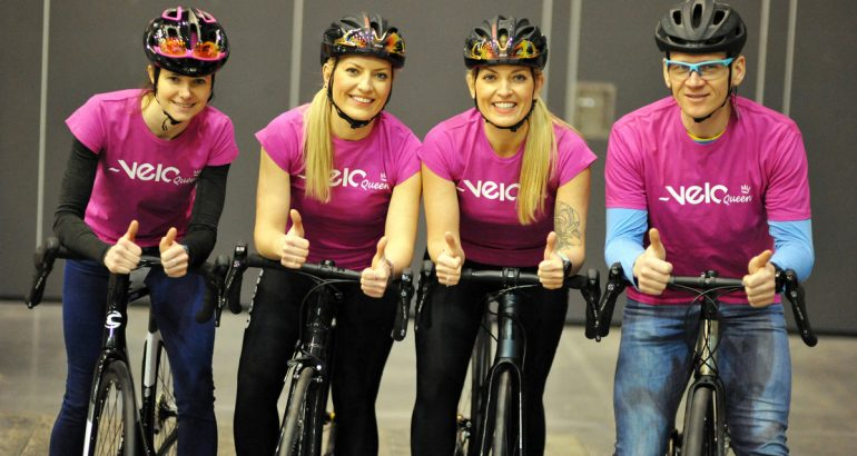 Dziewczyny na rowery – Velo Queen 2020 Gdańsk