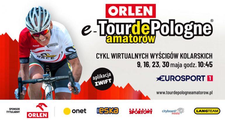 Wielki finał e-Tour de Pologne Amatorów