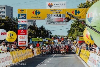 Poważna kraksa na pierwszym etapie 77. Tour de Pologne