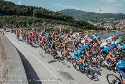 Wielki triumf Evenepoela, Belg nowym liderem Tour de Pologne