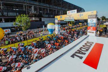 Mistrz świata Mads Pedersen wygrywa drugi etap Tour de Pologne