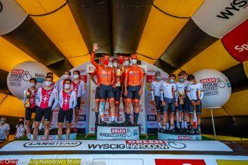 Holandia wygrywa pierwszy etap ORLEN Wyścigu Narodów
